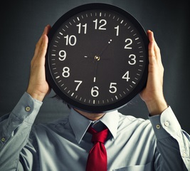 How executives can manage time.