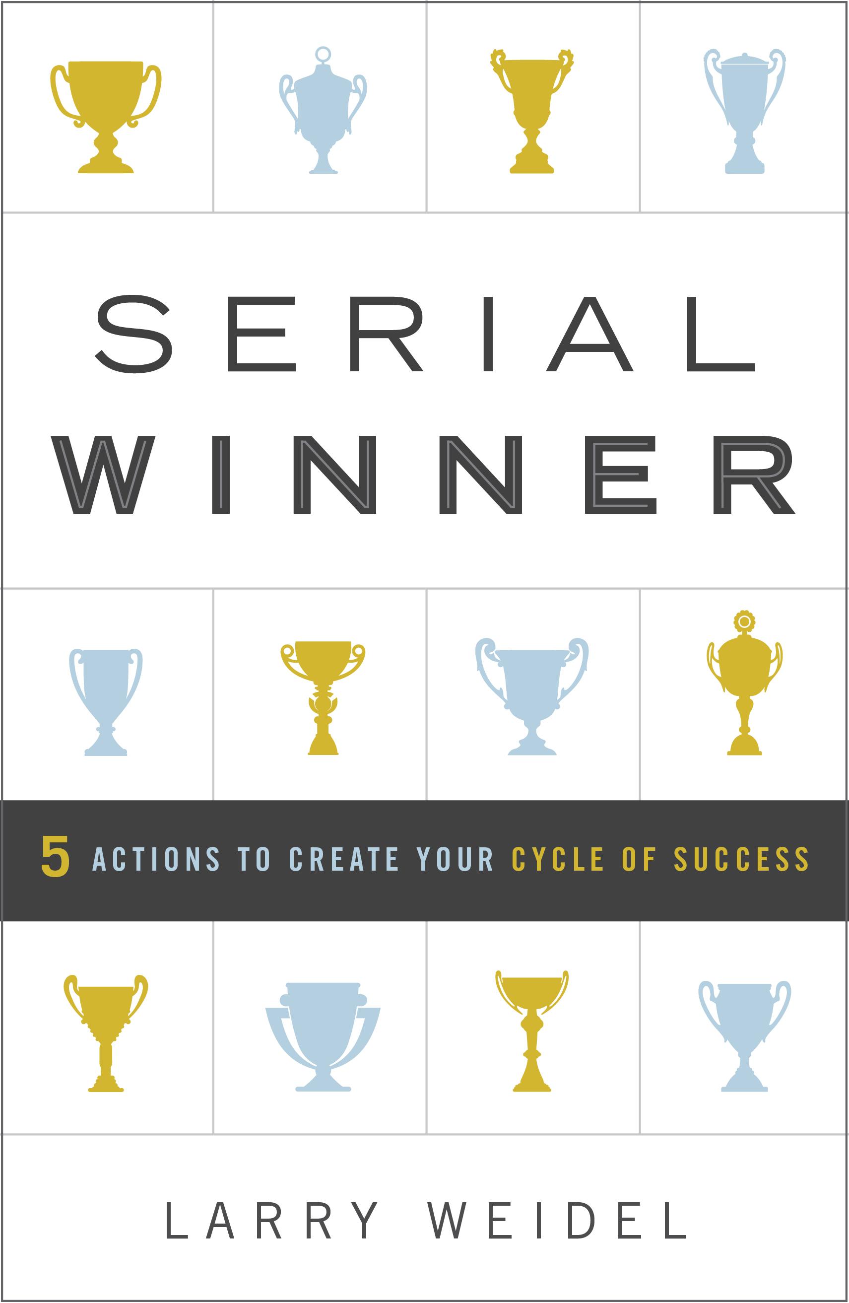 Serial Winner book cover