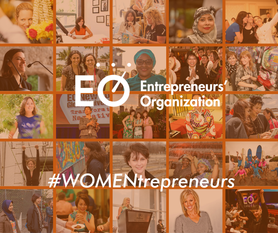 End of the Month #WOMENtrepreneurs
