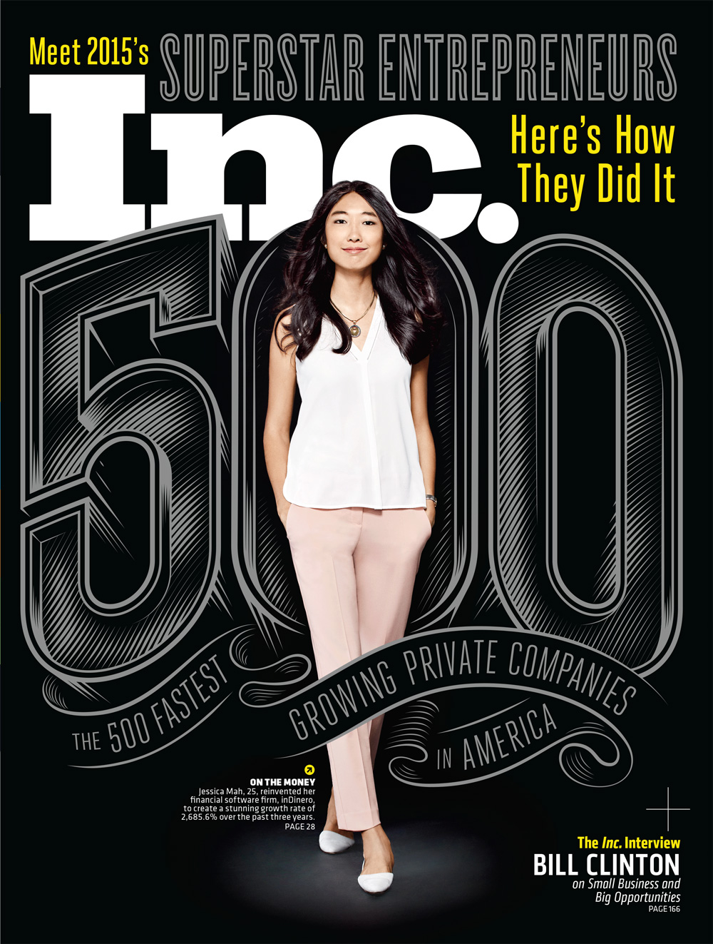 Jessica Mah Age 25 Graces The Cover Of Inc Magazine In 2015 The Blog