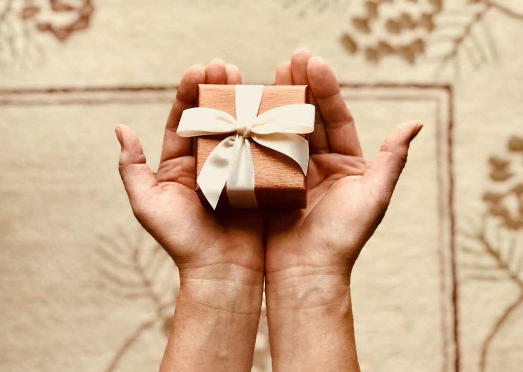 Gift giving in your professional life