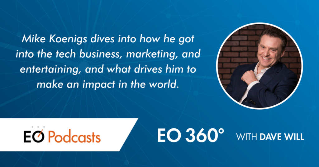Lessons Learned from Mike Koenig on EO 360