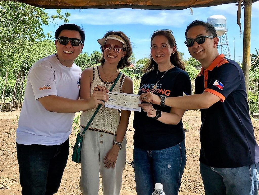How EO Philippines Members are Helping an Entire Community Displaced by Typhoon Ondoy