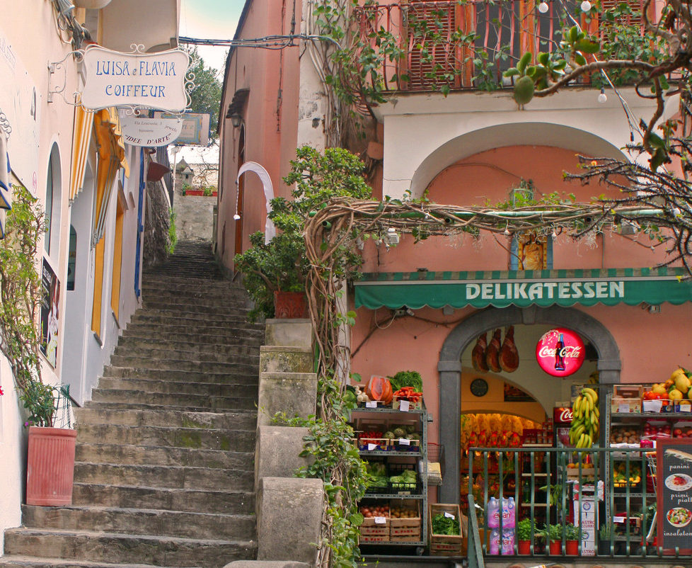2 Hours in Positano that Changed My Life
