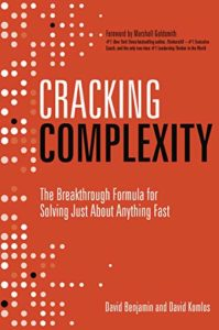 The Book that Reveals 10 Steps to Solving Any Complex Problem